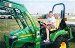 4-H Tractor Pic