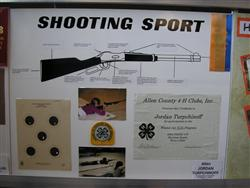 Shooting Sports Poster Example
