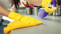 Role of Disinfectants