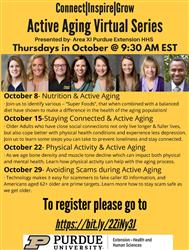 Active Aging Virtual Series