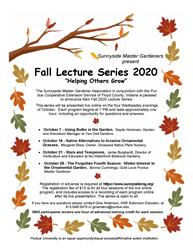Fall Lecture Series