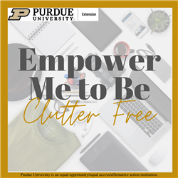 Empower Me to Be Clutter Free