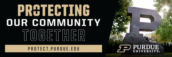 Protect Purdue banner