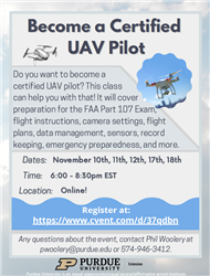 UAV Pilot Certification