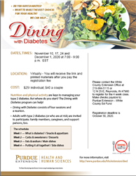 Dinning with Diabetes