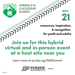 4-H Leadership Summit