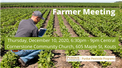 Farmer Meeting December 2020