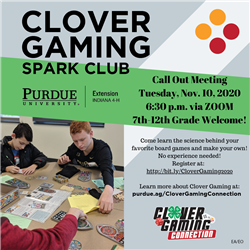 Clover Gaming Photo
