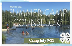 Want to Be a Camp Counselor?