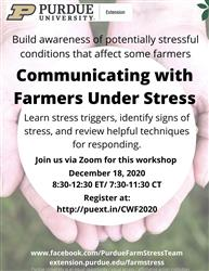 Farm Stress Flyer