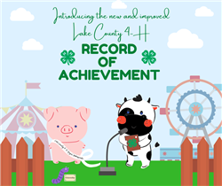 Record of Achievement