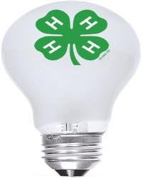 4-H Lightbulb