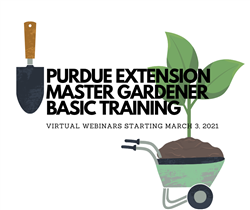 Spring 2021 Master Gardener Basic Virtual Training