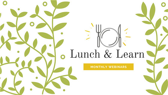 Lunch and Learn Graphic