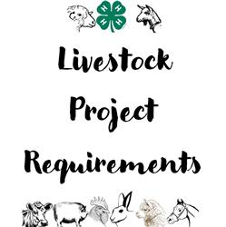 Livestock Requirement