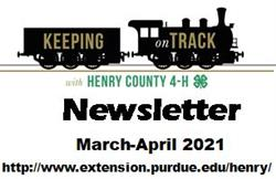 2021 March April Newsletter