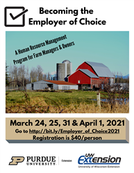 Employer of Choice flyer