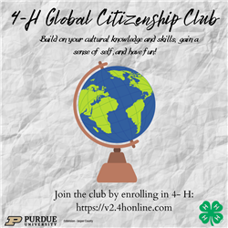4-H Global Citizenship Club
