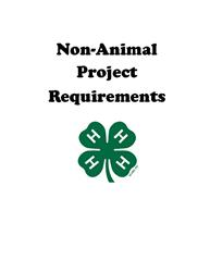 Non-Animal Projects