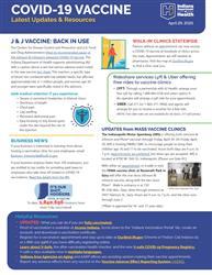 COVID-19 Vaccine Fact Sheet
