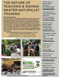 The Nature of Teaching Flyer