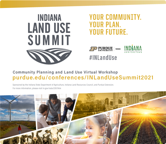 Hoosiers passionate about land use planning for agriculture and natural resources can now register f
