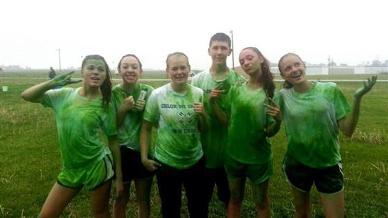 Color Me Green Junior Leaders