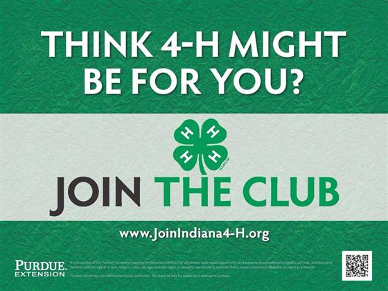 Welcome to Dubois County 4-H