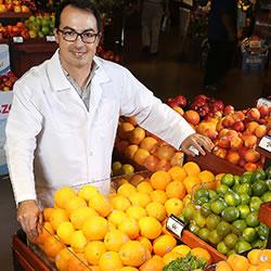 Purdue food and nutrition scientist Mario Ferruzzi says that nursing women can boost the carotenoid