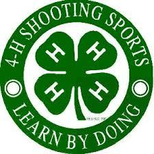 Shot gun shell with 4-H shooting  sports