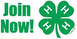 4-H Enrollment & Announcements