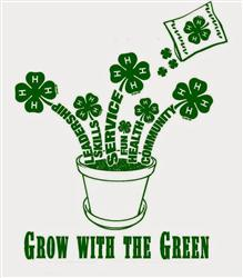 4-H Grow with the Green