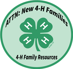 New 4-H Family Resources
