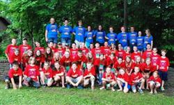 2015 Putnam County 4-H Campers and Counselors