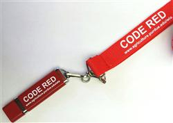 Code Red flash drive