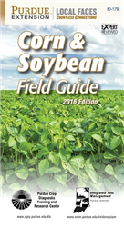 image of the cover of the 2016 Corn and Soybean Field Guide