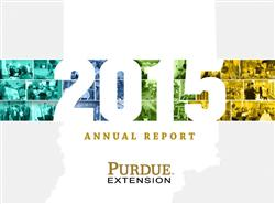 2015 Purdue Extension Annual Report