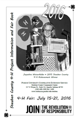2016 Fair Book Cover