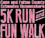 5K Run and Fun Walk logo