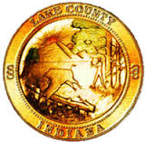 Seal of Lake County Indiana