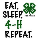 Eat, Sleep, 4-H Repeat