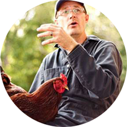 Jim Adkins, Speaker at Backyard Poultry Workshop