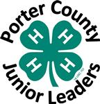 Porter County 4-H Junior Leaders logo