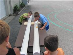 Exploring 4-H Field Day