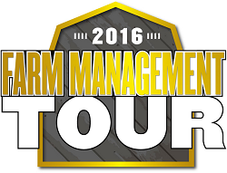 logo for 2016 Farm Tour