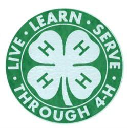 4-H Live learn and serve