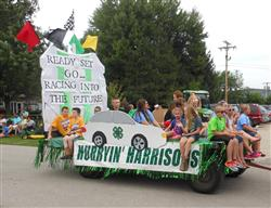 HH Parade Float 2015