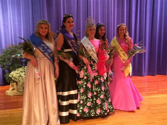 2016 FC Fair Queen Court