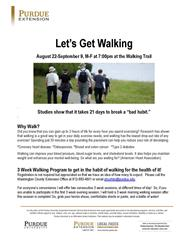 Washington County Walking Club
